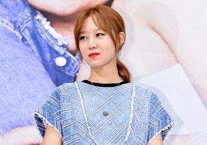 Gong Hyo Jin at a Press Conference for SBS Drama 'It's Okay it's Love'