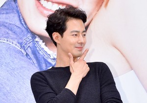 Jo In Sung at a Press Conference for SBS Drama 'It's Okay it's Love'