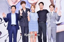 Press Conference for SBS Drama 'It's Okay it's Love'