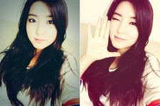 4minute Kwon Sohyun Snaps A Selfie On Her Way To A  Film Festival