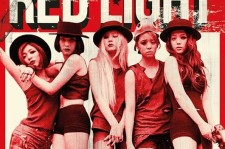 "f(x) Ranked #1 On Gaon Album Charts With ""Red Light"""