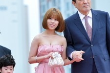 Tiny-G's Dohee at Puchon International Fantastic[PiFan] Film Festival Red Carpet