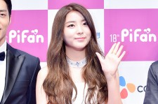 4Minute's Kwon So Hyun at Puchon International Fantastic[PiFan] Film Festival Red Carpet