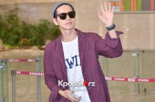 Park Hae Jin at Gimpo Airport to Debut as a Fashion Designer in China