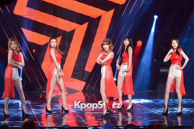 Fiestar [One More] at MBC Music Show Champion key=>1 count18