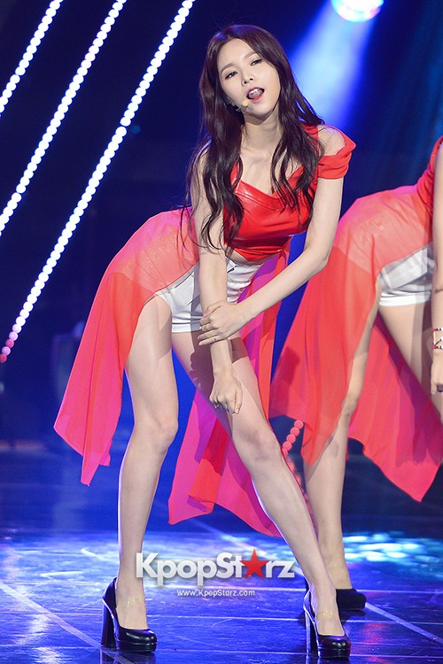 Fiestar [One More] at MBC Music Show Champion key=>11 count18