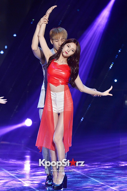 Fiestar [One More] at MBC Music Show Champion key=>16 count18