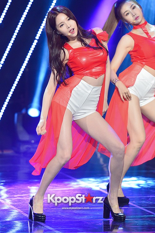 Fiestar [One More] at MBC Music Show Champion key=>17 count18