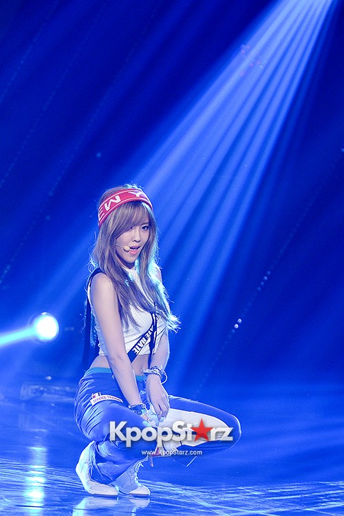 Hyomin [Nice Body] at MBC Music Show Championkey=>15 count22