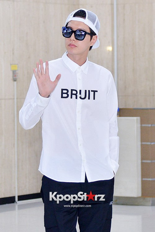 Park Hae Jin Arrived at Incheon International Airport from Shanghai key=>3 count9