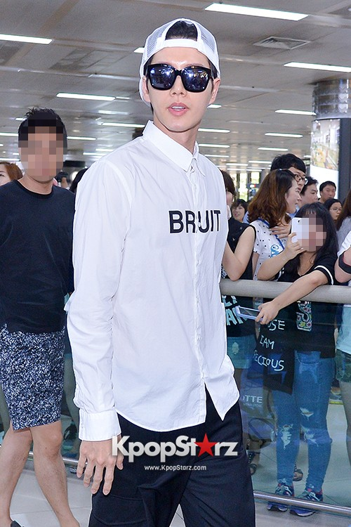 Park Hae Jin Arrived at Incheon International Airport from Shanghai key=>5 count9