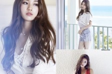 miss A Suzy Reveals Sexy Style Photo Shoot And Shows Off Mature Look