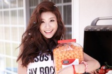 Girl's Day member Sojin