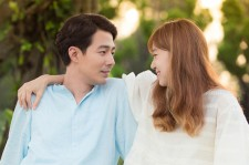 Jo In Sung and Gong Hyo Jin
