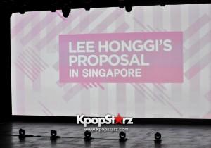 Lee Honggi's Intimate Date In Singapore [PHOTOS]