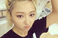 miss A Min Asks Her Fans Whether She Should Dye Her Roots