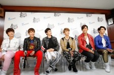 2PM, Concert At Budokan Sold Out