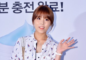 Tiny-G's Dohee at LAB SERIES Male Cosmetic Launching Event at Shinsadong