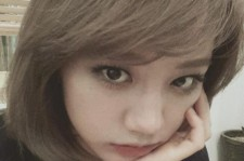 Girls' Day Hyeri Thanks Her Fans With A Selfie