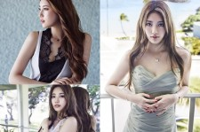 miss A Suzy Takes Photoshoot In Hawaii
