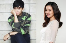 Lee Seung Gi and Moon Chae Won Film The Movie
