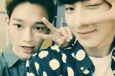 Chanyeol and Chen