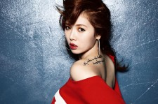 "Hyuna's ""Red"" Tops Six Music Charts"