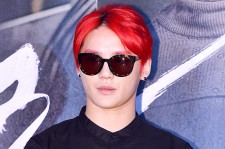JYJ's Junsu[Xia] Attends the VIP Premiere of Upcoming Film 'Sea Fog'