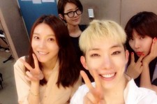 2AM Jo Kwon Shows Off His Friendship With Actresses And Singer Visiting His Musical