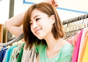 T-ARA's Eunjung Beautiful Photos of G-Market's Star Shop [PHOTOS]
