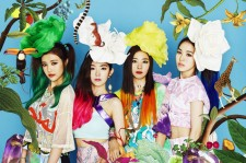 SM Entertainment's Red Velvet To Stage Debut Performance On August 1