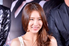Shin Se Kyung Attends a Press Conference of Upcoming Film 'Tazza 2: Hand of God'
