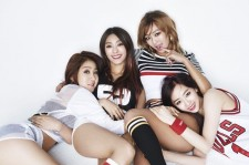 """SISTAR Tops Gaon Charts Thrice With """"TOUCH MY BODY"""""""