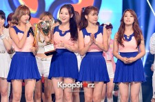 Girl's Day [Darling] at MBC Musci Show Champion
