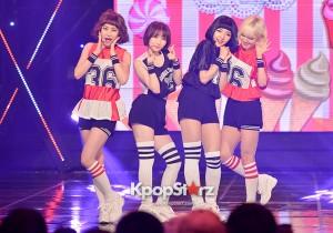 Bob Girls [Summer Edit] at MBC Musci Show Champion