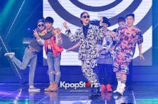 Block B [HER] at MBC Music Show Champion