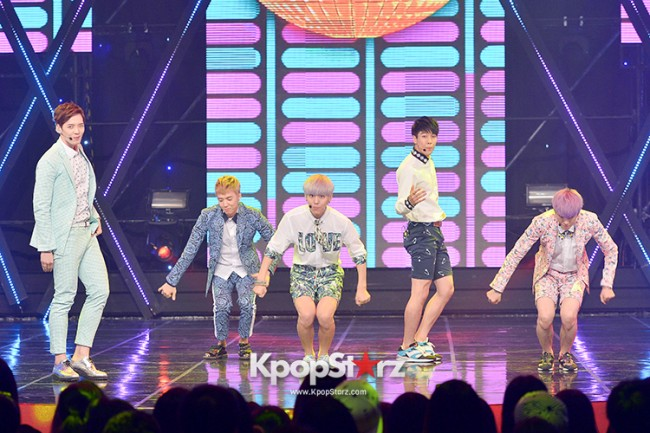 Boys Republic [Dress Up] at MBC Music Show Championkey=>5 count12