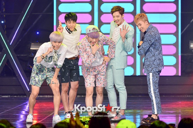 Boys Republic [Dress Up] at MBC Music Show Championkey=>9 count12