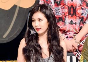 Talk Cut - HyunA, Block B at MBC Music Show Champion