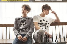 EXO Kai And Sehun Reveal A Youth Photoshoot Together