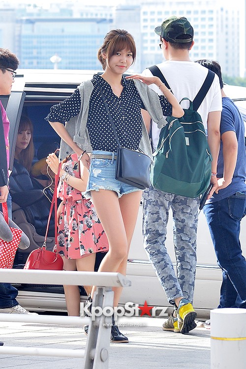 Girls Generation at Incheon International Airport Heading to Hong Kongkey=>2 count43
