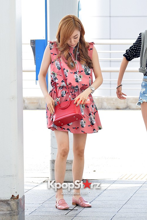 Girls Generation at Incheon International Airport Heading to Hong Kongkey=>6 count43