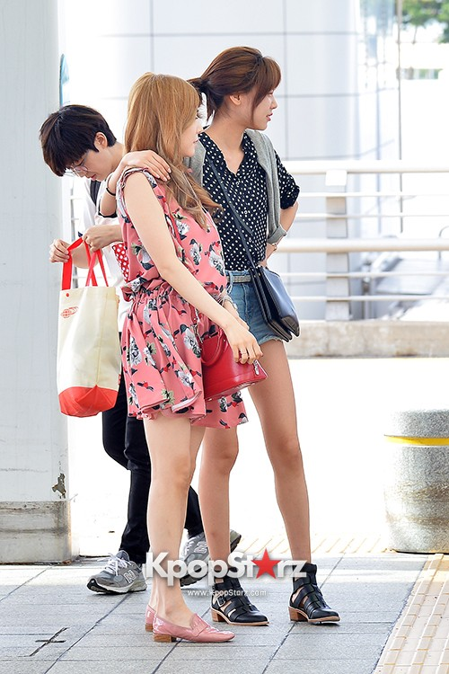 Girls Generation at Incheon International Airport Heading to Hong Kongkey=>14 count43
