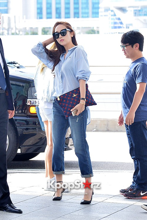 Girls Generation at Incheon International Airport Heading to Hong Kongkey=>19 count43