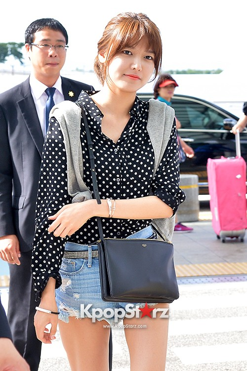 Girls Generation at Incheon International Airport Heading to Hong Kongkey=>25 count43