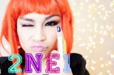 2ne1 Minzy 'Crush' Inspired Makeup Tutorial