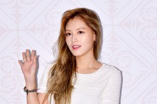 Rainbow's Jaekyung Attends Fresh's Crème Ancienne Soft Cream Launching Event