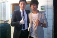 'Ghost' G.O, Picture With So Ji Sub