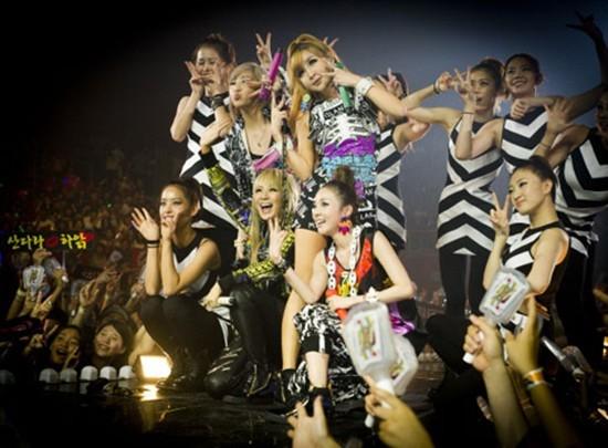 2NE1's Second Japan Tour to Begin in September