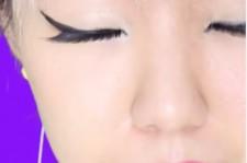 2ne1 CL Makeup Tutorial --